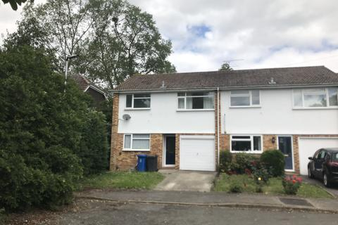 3 bedroom terraced house to rent - Chestnut Close, Maidenhead