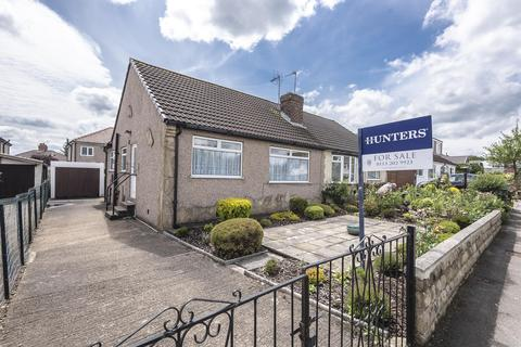 2 bedroom semi-detached bungalow for sale - Westfield Mount, Yeadon, Leeds, LS19 7NL