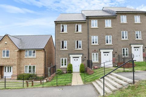 4 bedroom townhouse for sale - Nelson Way, Yeovil