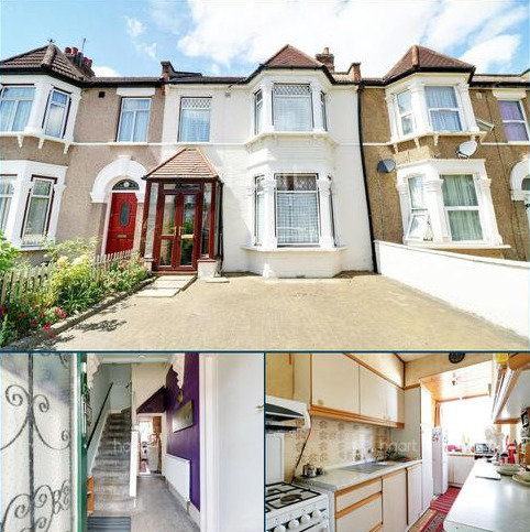 3 bedroom terraced house for sale - Gordon Road. Ilford, Essex