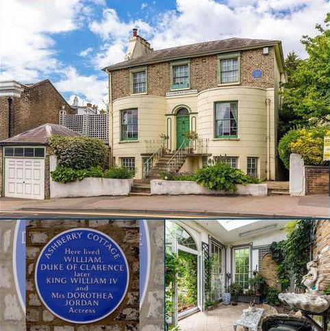 5 bedroom detached house for sale - Honor Oak Road, London, SE23