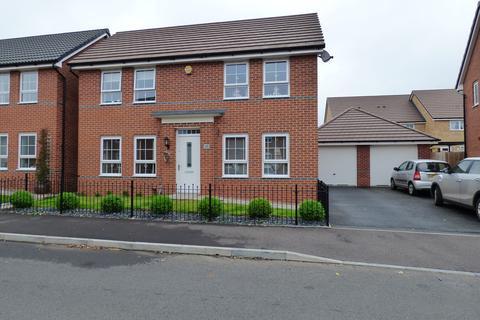 3 bedroom detached house for sale - Hallum Way, Hednesford