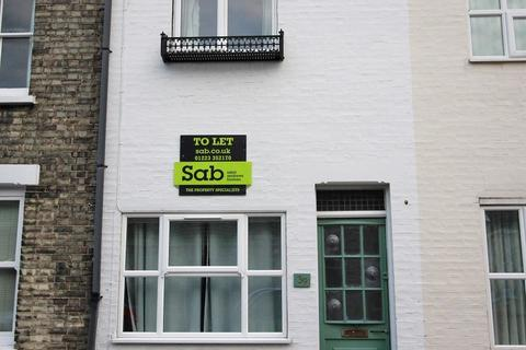 3 bedroom terraced house to rent - Cockburn Street, Cambridge