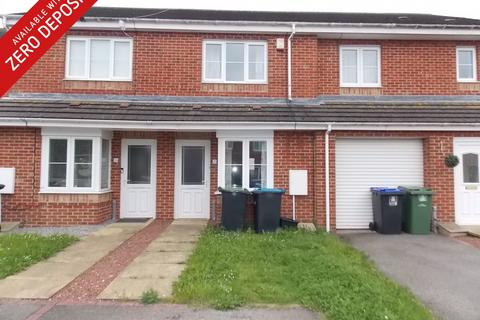 2 bedroom house to rent - Hazel Court, Haswell