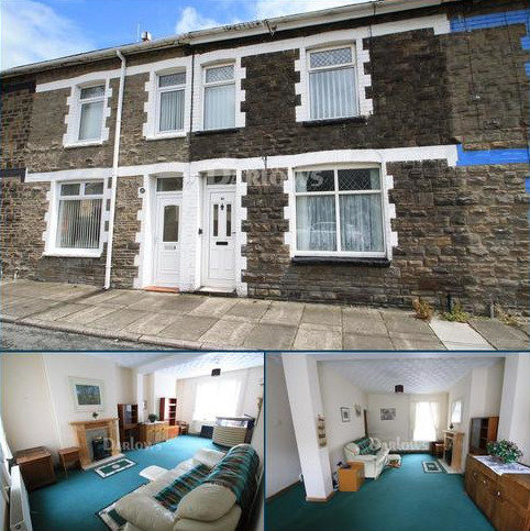 3 bedroom terraced house for sale - Canning Street, Cwm, Ebbw Vale, Gwent