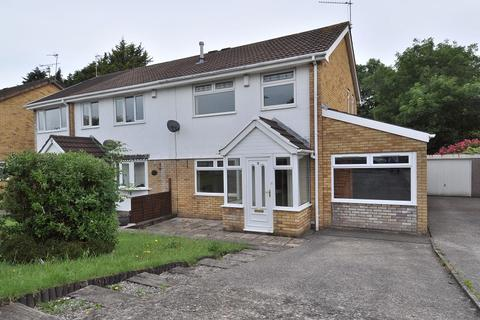 3 bedroom semi-detached house for sale - 9 Cae'r Odyn , Dinas Powys, The Vale Of Glamorgan. CF64 4UF