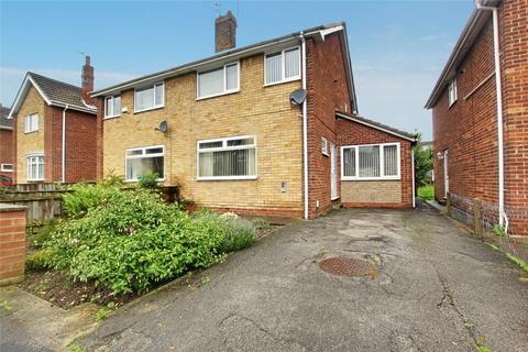 3 bedroom semi-detached house for sale - Highfield Road, Beverley, East Yorkshire, HU17