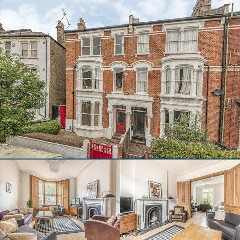 4 bedroom terraced house for sale - Cornwall Road, Stroud Green