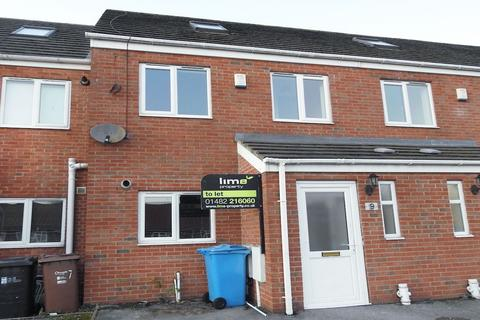 3 bedroom terraced house to rent - Douglas Road, Longhill, HU8