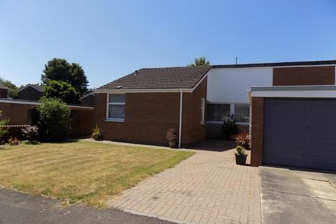 3 bedroom semi-detached bungalow for sale - The Sinnatts , Neath, Neath Port Talbot. SA10 7BY