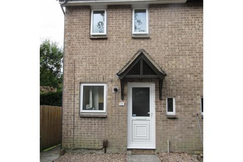 2 bedroom end of terrace house to rent - LAVINGTON CLOSE, PLYMPTON, PLYMOUTH PL7 1PL