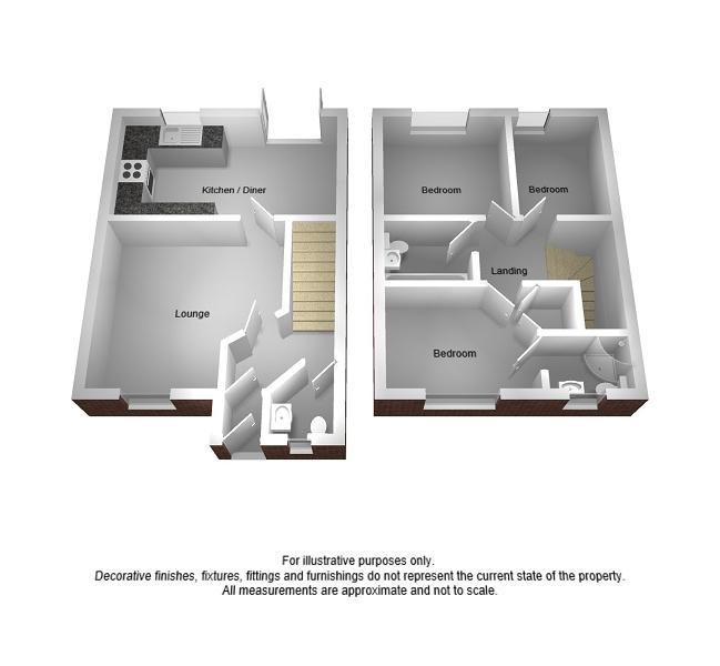 Floorplan: All Floors