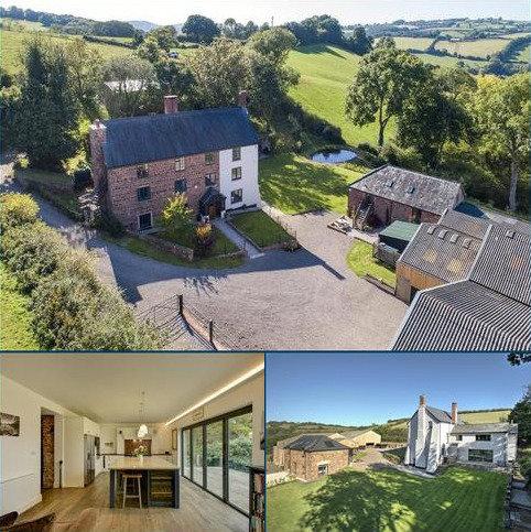 7 bedroom detached house for sale - Exeter Hill, Tiverton, Devon, EX16