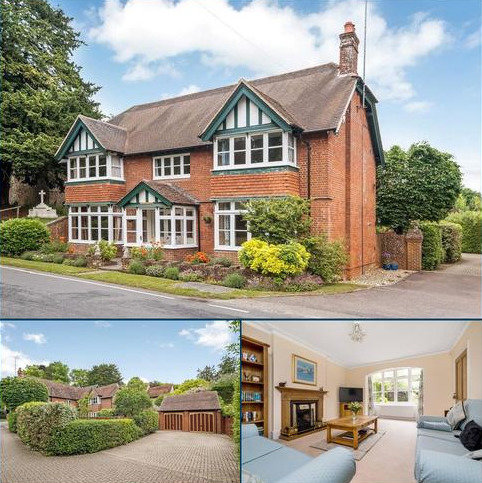 4 bedroom detached house for sale - Main Road, Littleton, Winchester, Hampshire, SO22