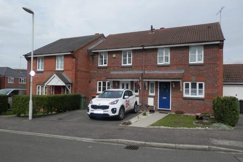 3 bedroom terraced house to rent - Willoughby Close, Dunstable LU6