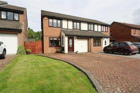 3 bedroom semi-detached house for sale - Monkridge, Wallbottle, Newcastle upon Tyne NE15