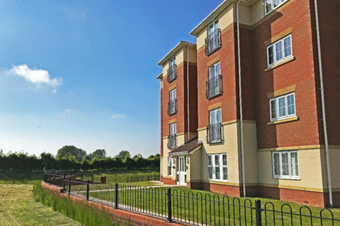 2 bedroom apartment to rent - Dovestone Way, Kingswood, HU7