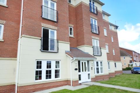 2 bedroom apartment to rent - Dovestone Way, Kingswood, HU7