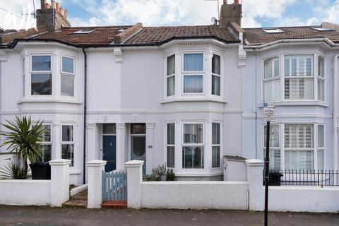 2 bedroom terraced house to rent - Montgomery Street, Hove BN3