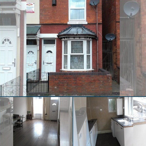 2 bedroom terraced house to rent - Oldknow road B10