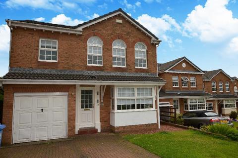 4 bedroom detached house to rent - Strathnairn Way, Hairmyres, East Kilbride, South Lanarkshire, G75 8FT