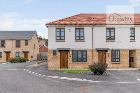 3 bedroom end of terrace house for sale - Bentley Avenue, Buckley CH7 3