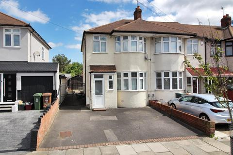 3 bedroom end of terrace house for sale - Sutherland Avenue, Welling, Kent, DA16 2NP