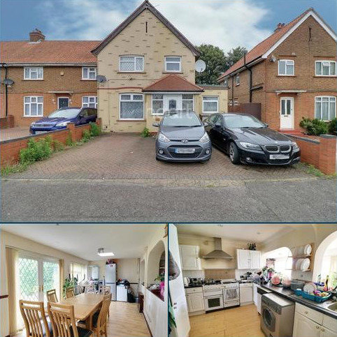 4 bedroom end of terrace house for sale - Kingsway
