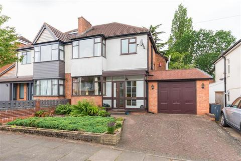 3 bedroom semi-detached house for sale - Langleys Road, Birmingham, B29 6HP