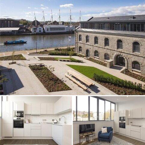 2 bedroom flat for sale - Apartment B11 Oculus House, Brandon Yard, Lime Kiln Road, Bristol, BS1