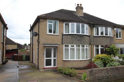 3 bedroom semi-detached house to rent - WEST LODGE GARDENS, CHAPEL ALLERTON, LS7 3NY