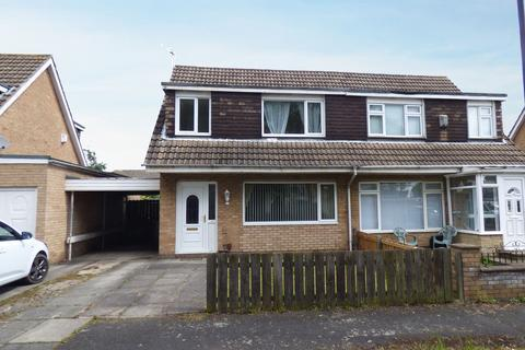 3 bedroom semi-detached house for sale - Lynton Court, Cragston Park, Newcastle upon Tyne, Tyne and Wear, NE5 3TW