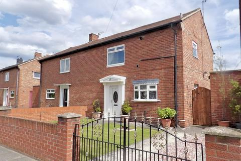2 bedroom semi-detached house for sale - Ewart Crescent, Simonside, South Shields, Tyne and Wear, NE34 9EL