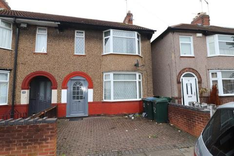 3 bedroom terraced house to rent - Wycliffe Road West, Wyken, Coventry, Cv2 3dz