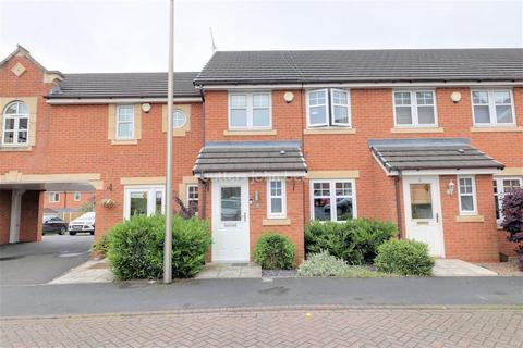 3 bedroom townhouse for sale - Benjafield Court, Crewe