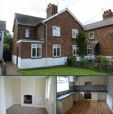 2 bedroom semi-detached house to rent - Station Road, Great Bowden, Market Harborough, Leicestershire