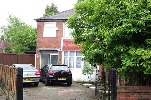 3 bedroom semi-detached house for sale - Rosslyn Road, Firswood, Manchester. M16 0FY