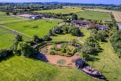 5 bedroom equestrian property for sale - Stratford Bridge, Ripple, Gloucestershire, GL20