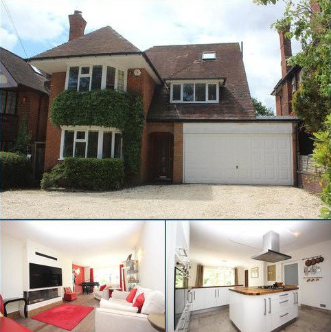 4 bedroom detached house for sale - Widney Manor Road, Solihull, West Midlands, B91