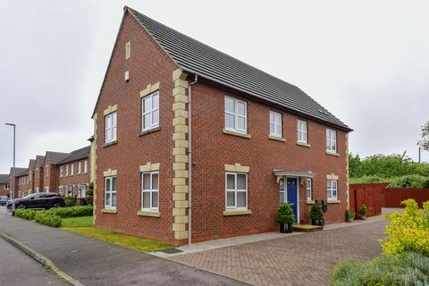 4 bedroom detached house for sale - HOUGHTON CLOSE, ASFORDBY HILL