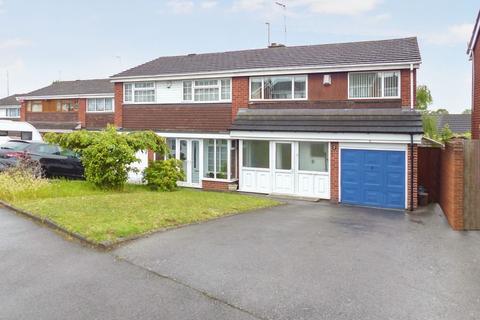 3 bedroom semi-detached house for sale - Woodfort Road, Great Barr, Birmingham, West Midlands