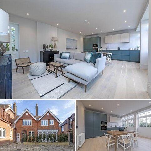 3 bedroom mews for sale - Leopold Road, Caley House, Wimbledon, London, SW19