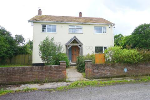 4 bedroom detached house for sale - Siding Road, Barnby, Beccles