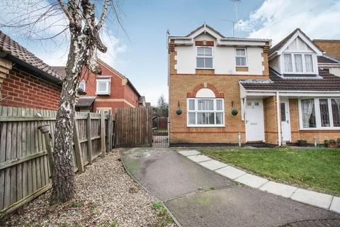 3 bedroom end of terrace house to rent - Lambourn Drive, Bushmead, Luton, LU2 7GQ