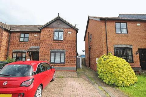 2 bedroom semi-detached house for sale - MICHAEL FOALE LANE, LOUTH