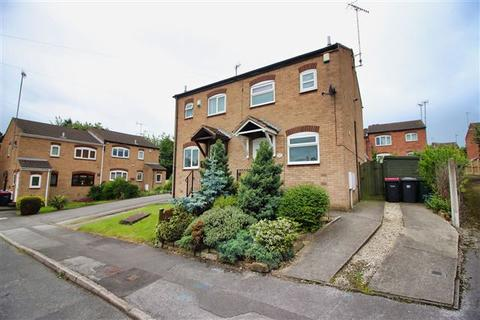 2 bedroom semi-detached house for sale - Helmsley Close, Swallownest, Sheffield, S26 4NU