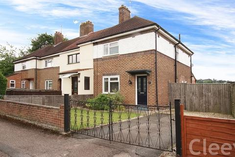 3 bedroom end of terrace house for sale - Clyde Crescent, Cheltenham