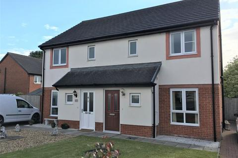3 bedroom semi-detached house to rent - Sycamore Drive, Longtown, Carlisle