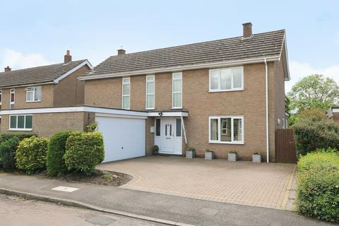 4 bedroom detached house for sale - School Lane, Toft