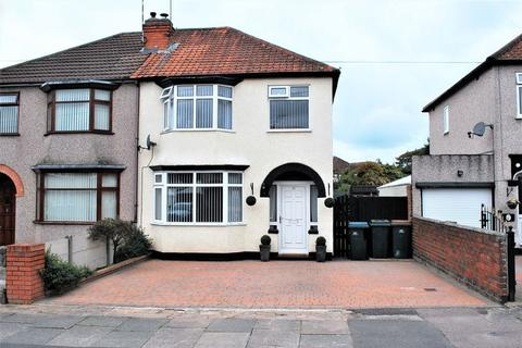 3 bedroom semi-detached house for sale - Ash Tree Avenue, Tile Hill, Coventry